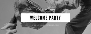 welcome party black bottom