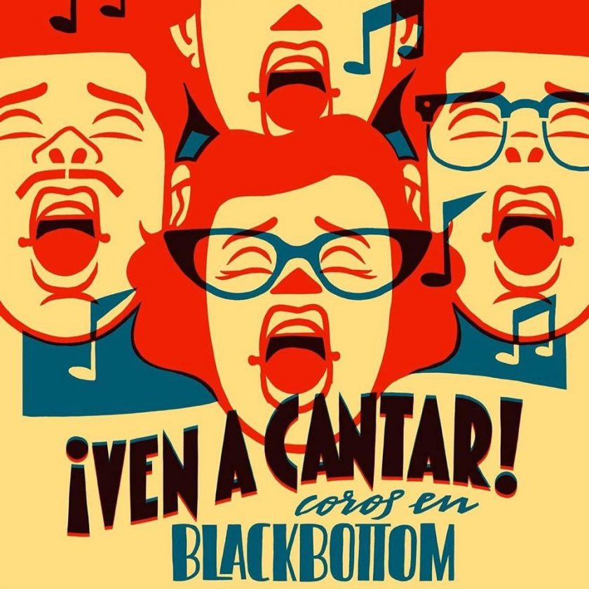 INSCRIPCIONES COROS BLACK BOTTOM